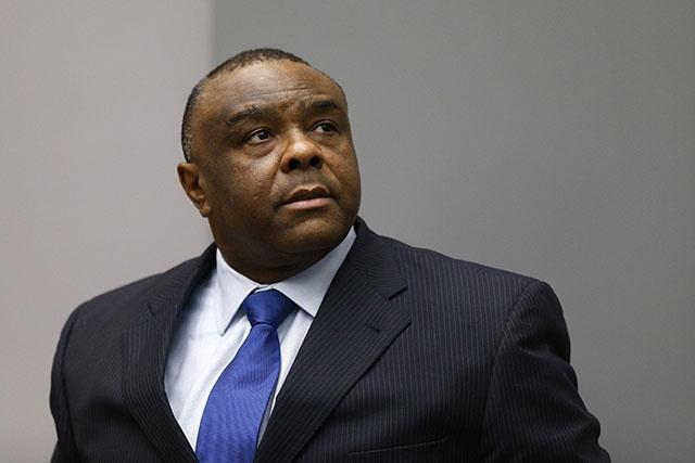 Le Congolais Bemba, acquitté par la CPI, pourrait être libéré mardi