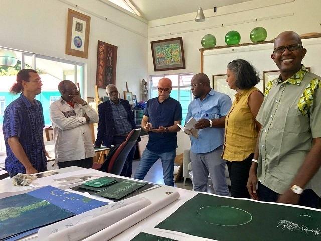 Les détails sur le fonds d'aide pour les artistes à travers l'Afrique décidé lors d'une réunion aux Seychelles
