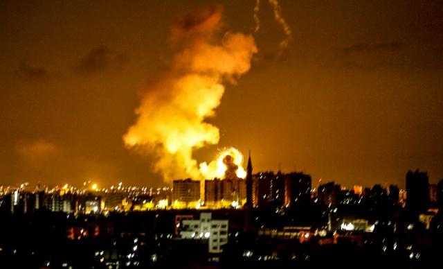 UN chief warns of risk of war in Gaza