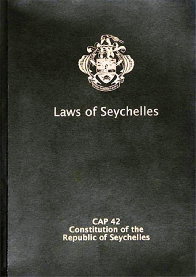 25th birthday: 8 facts about the constitution of Seychelles