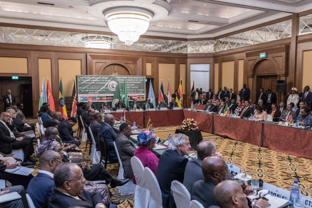 Regional leaders renew South Sudan peace push