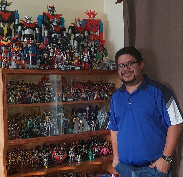 The Force is with him: Venezuelan doctor in Seychelles collects 3,000 action figures