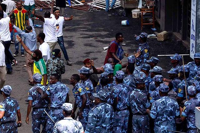 Ethiopie: 83 blessés dont six graves dans une explosion lors d'un meeting public