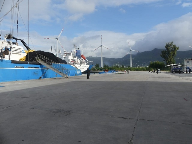 Upgrade at port in Seychelles relieves congestion, reduces unloading time