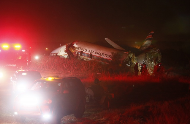 1 dead, 20 injured in S.Africa vintage plane crash: official