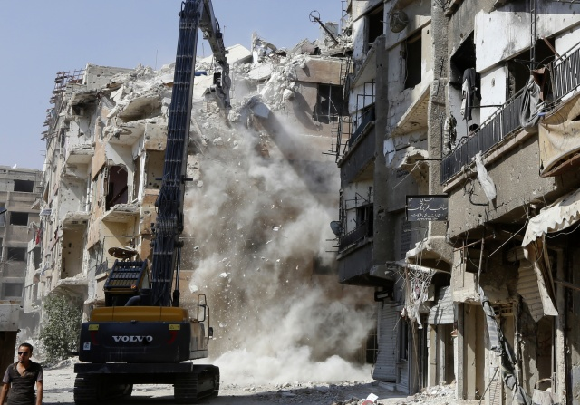 France, Russia to jointly deliver humanitarian aid to Syria