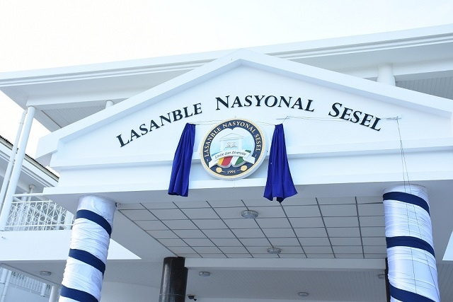 """""""Massive transformation"""": Seychelles' National Assembly commemorates 25th anniversary"""