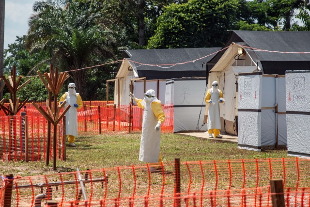 Ebola outbreak in DR Congo believed to have killed 33: health ministry