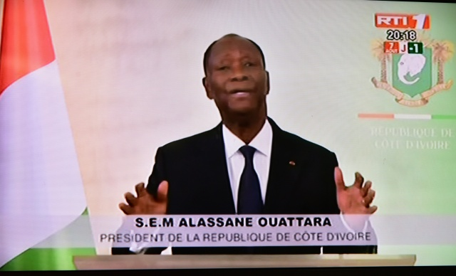 Ivory Coast leader announces amnesty for Simone Gbagbo and 800 others