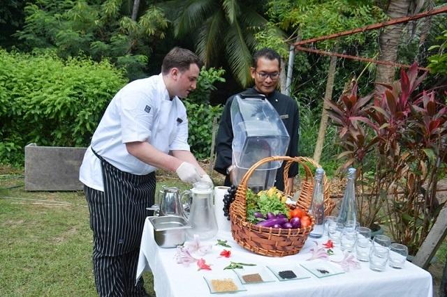 Des établissements Hilton aux Seychelles en quête de durabilité en collaborant avec les communautés locales