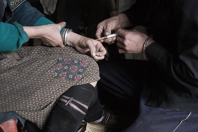 Augmentation des transmissions du VIH aux Seychelles chez les drogués utilisant des seringues