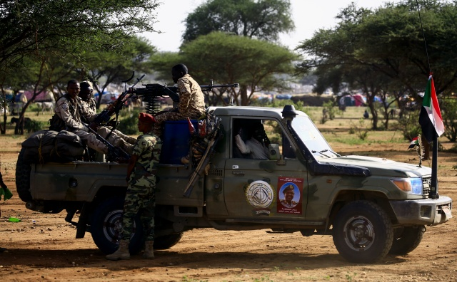 Darfur rebels strengthen foothold in Libya: UN report