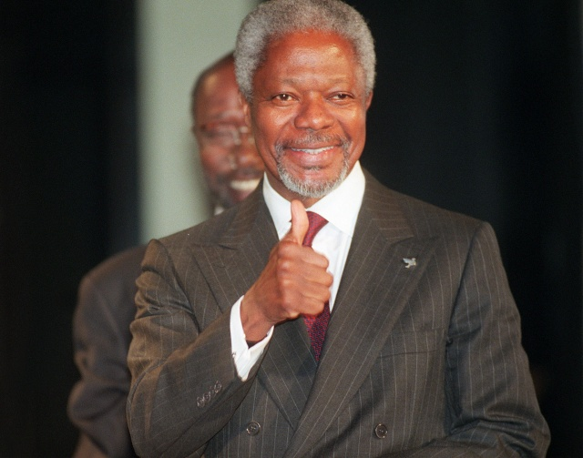 Kofi Annan and Africa: from the scars of genocide to diplomatic success