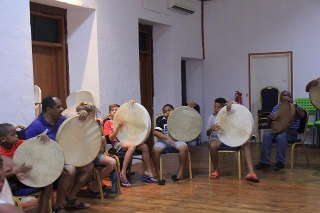 Effort under way in Seychelles to renew interest in the Moutya drum