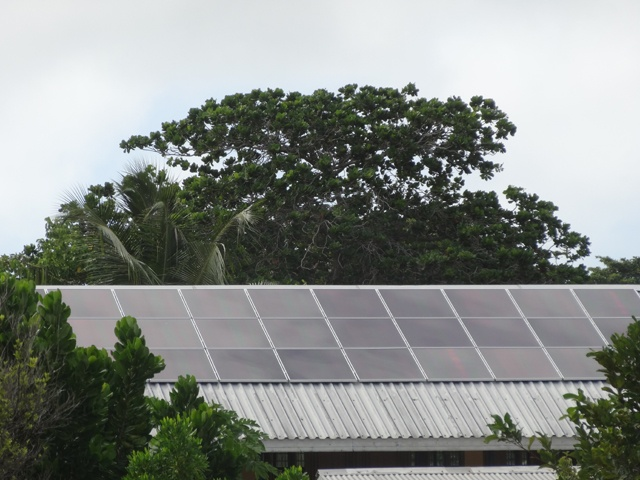 700 Seychellois families to receive free PV panels in a bid to lower their electricity consumption