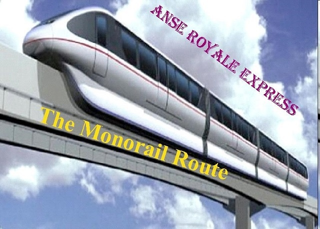 Supporter of proposed monorail system for Seychelles touts reduction in traffic, pollution; gov't not convinced