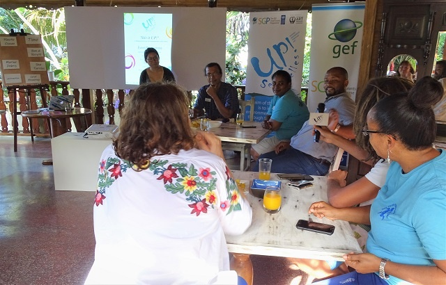 UP! Seychelles: New project sees artists spreading messages of environmental sustainability