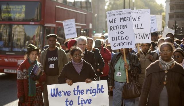 Chagos island 'colony' case to open at top court
