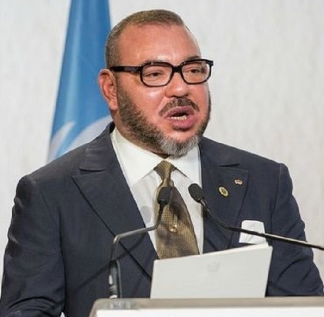 King of Morocco returns to Seychelles on personal holiday, report says