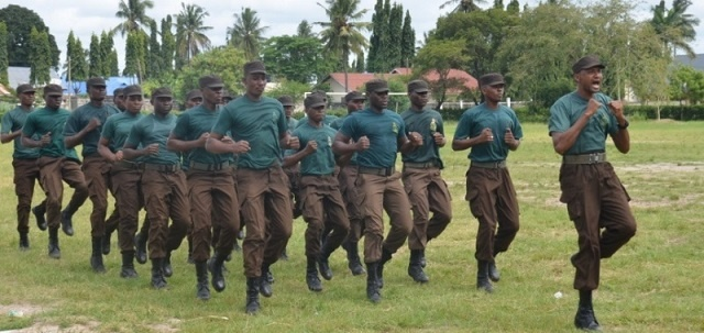 20 Tanzanian officers added to security team at Seychelles' main prison