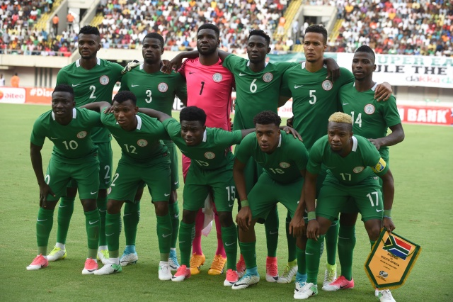 Nigeria sink Seychelles to revive Cup of Nations bid