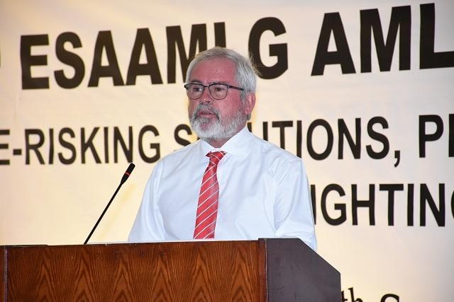 Seychelles assumes presidency of regional anti-money laundering group