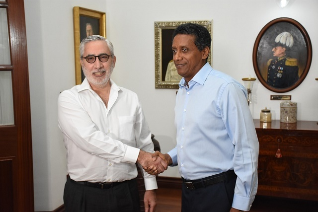 Argentina can learn from Seychelles' tourism industry, new ambassador says