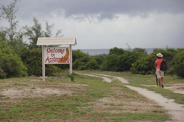 L'île d'Assomption nouveau port de dédouanement pour l'entrée aux Seychelles