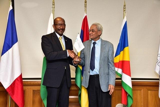 Les Seychelles, qui assument la présidence de la Commission de l'océan Indien, se concentreront sur la sécurité maritime