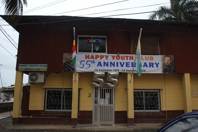 Happy Youth Club: Seychelles' oldest club commemorates 55 years