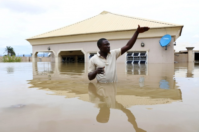 Death toll climbs in Nigeria flooding: relief agency