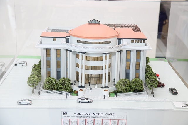 New court building in Seychelles to open in 2020 thanks to India