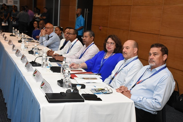 Seychelles' global diplomatic corps returns home to discuss strategy, developments
