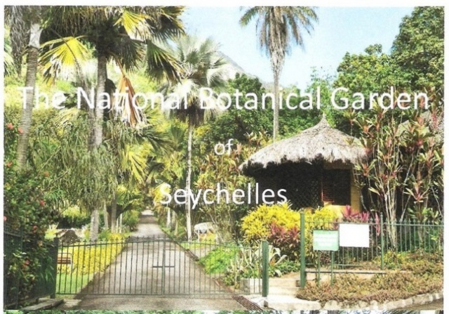 New book -- National Botanical Garden of Seychelles -- offers insights on tropical plants