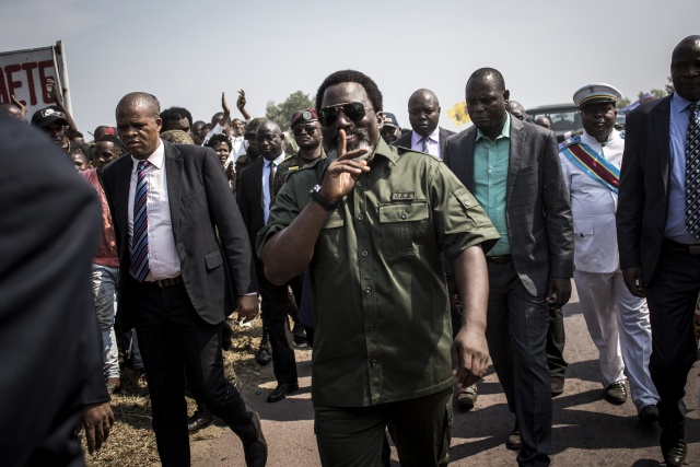 UN Security Council heads to DR Congo ahead of polls