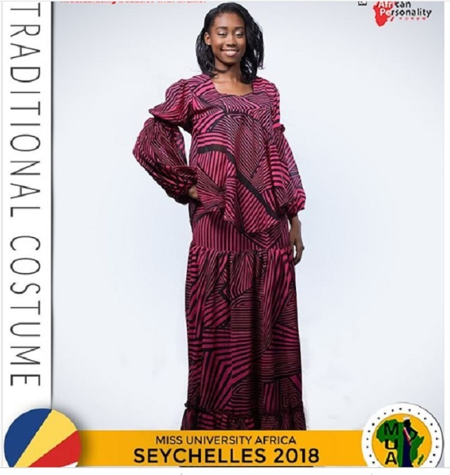 Beauty queen from Seychelles to take part in Miss University Africa, in Nigeria, next month