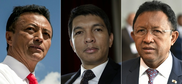 Madagascar's 3 recent rulers launch election campaigns