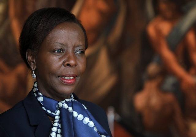 Tiny Rwanda boosts influence with Francophonie chief role