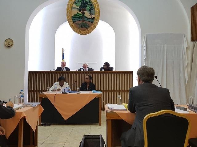 La juge en Chef des Seychelles blanchi dans le rapport du tribunal spécial
