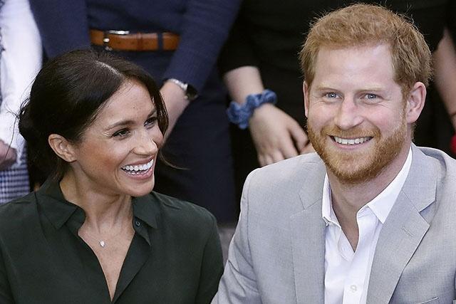 Le Prince Harry et son épouse Meghan annoncent attendre un bébé