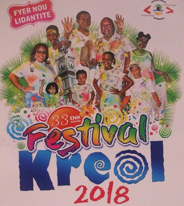 Les préparatifs sont en cours pour le coup d'envoi du Festival créole des Seychelles le 19 octobre
