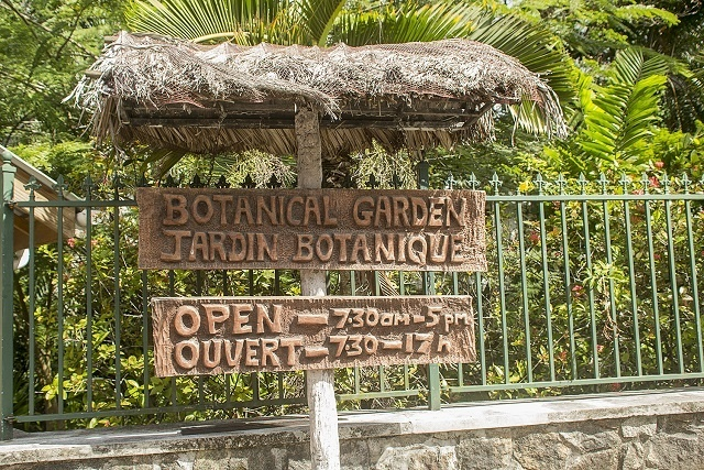 Seychelles National Botanical Gardens to benefit from agreement with garden in Germany