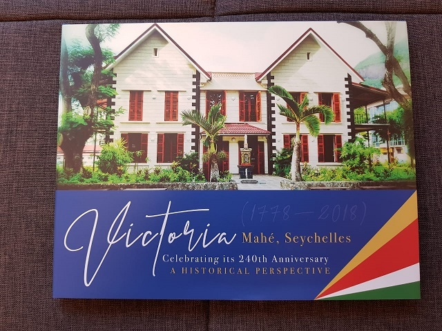 New book portrays 240 years of change in Seychelles' capital city