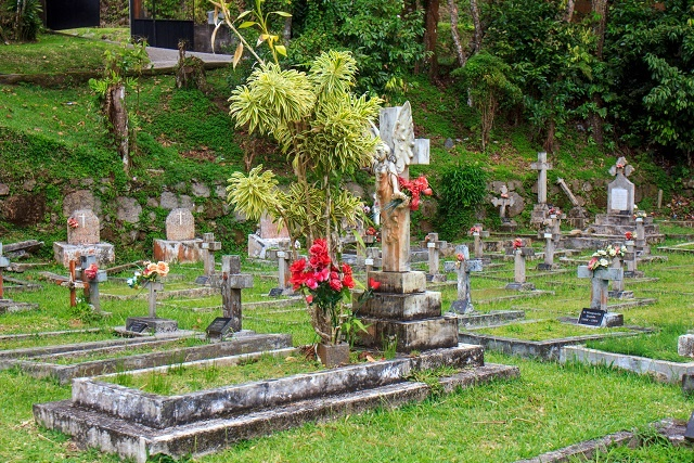 6 burial sites in Seychelles that will be spruced up on All Souls' Day