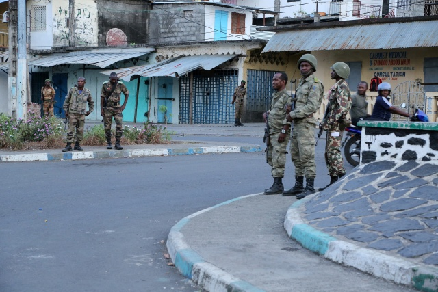 Comoros army regains control in Anjouan after uprising: minister