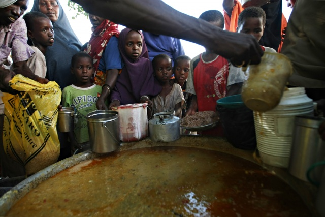 UN warns of 'perfect storm' of hunger, climate change