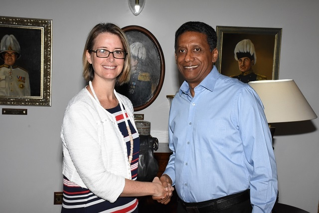 Australian High Commissioner applauds Seychelles for environmental leadership