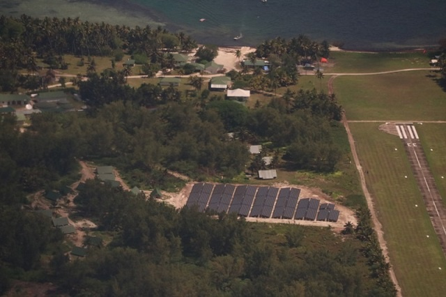 No more diesel: Largest solar farm in Seychelles fully powers a remote island