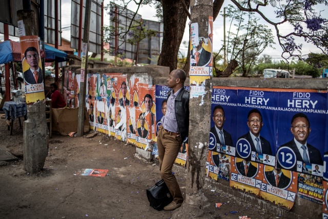 Madagascar goes to the polls to pick next president