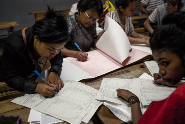 Madagascar counts votes after presidential poll